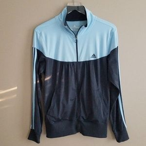 Adidas Track Suit Top Size Large